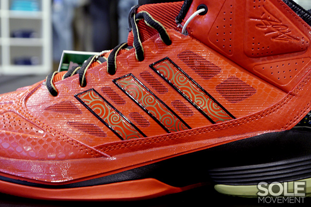 adidas D Howard Light Chinese New Year (3)