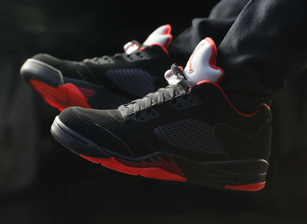 Air Jordan 5 Low Alternate 90 819171-001 (2)