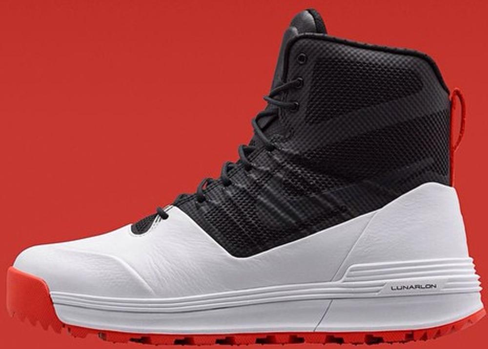 Nike ACG LunarTerra Arktos Black/White-Red