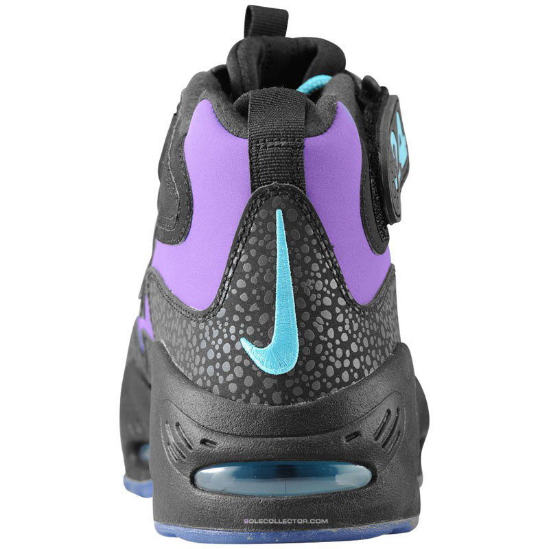 nike air griffey max 1 purple safari