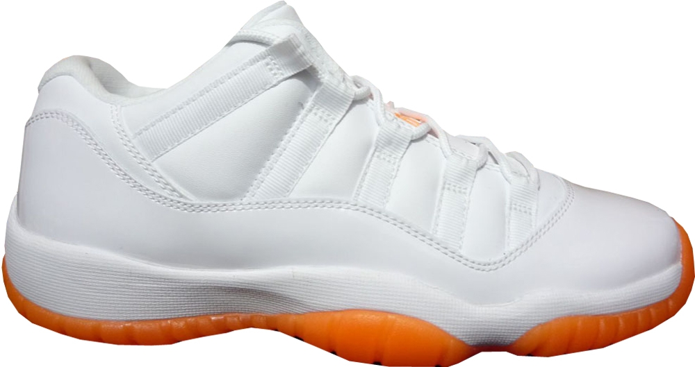 Air Jordan XI 11 Low Citrus Release Date 580521-139