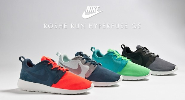 3eb99f1aa5e7 Stay tuned to Sole Collector for further details on the Roshe Run Hyperfuse  QS Collection by Nike Sportswear.