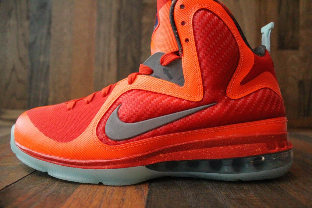 big sale b2e28 98813 Nike LeBron 9 All-Star Galaxy New 520811-800 (1)