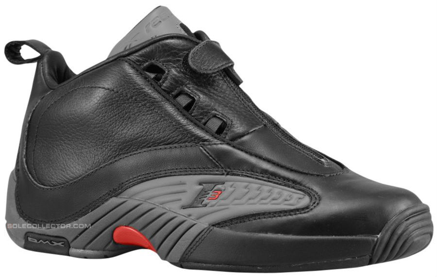 Reebok Answer IV Black Grey Red V44961 Release Date