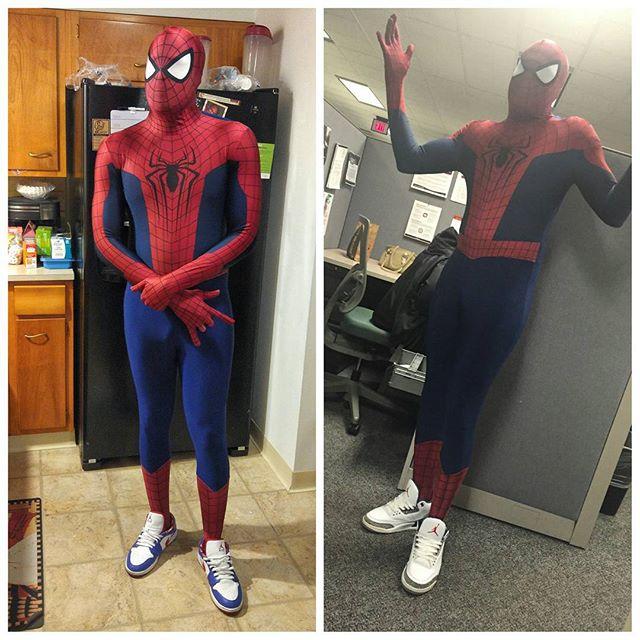 Halloween Costumes Spiderman
