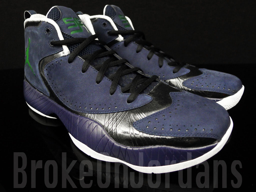 Air Jordan 2012 Josh Howard PE (10)