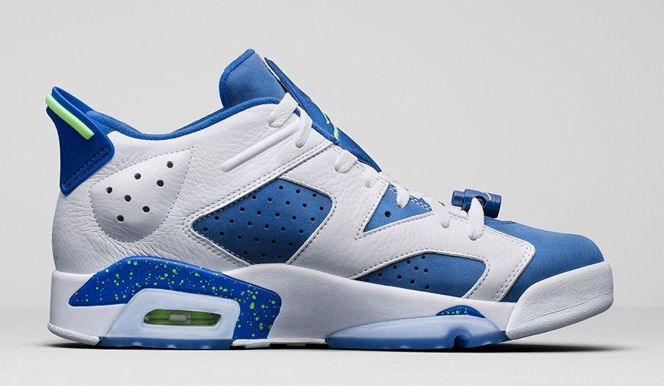 Nike Air Jordan 6 Low
