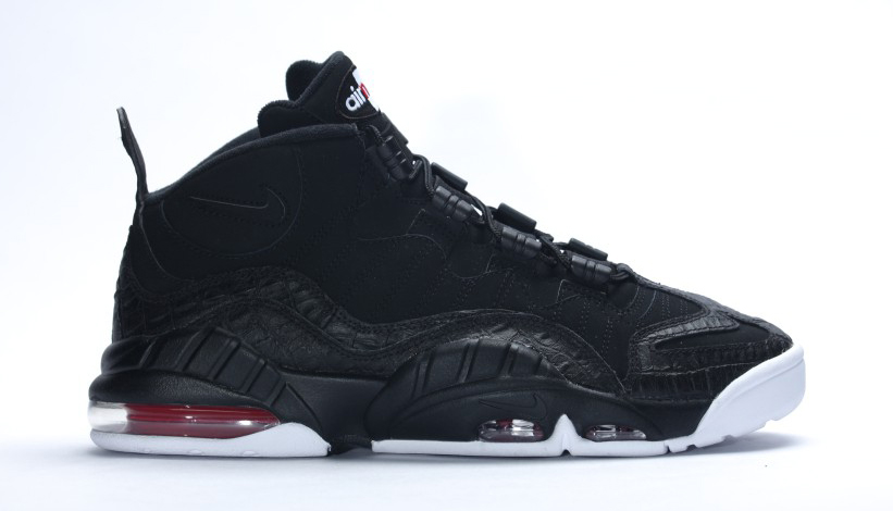 Nike Gets Wild on These Chris Webber Air Max Retros | Sole
