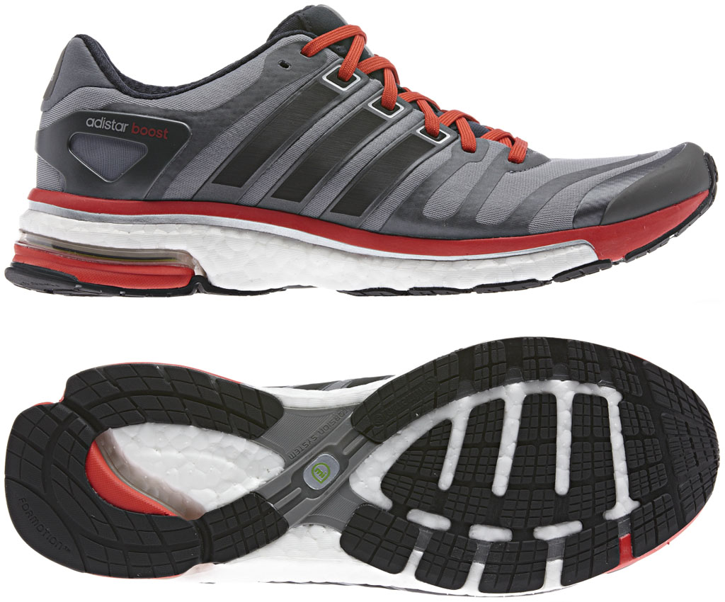 adidas launches adistar boost running shoes sole collector. Black Bedroom Furniture Sets. Home Design Ideas