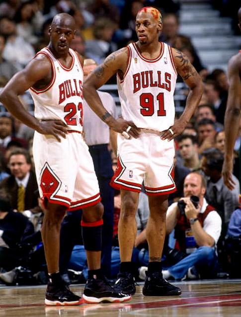 Flashback // Michael Jordan in the Air Jordan XI Black/True Red   Sole Collector