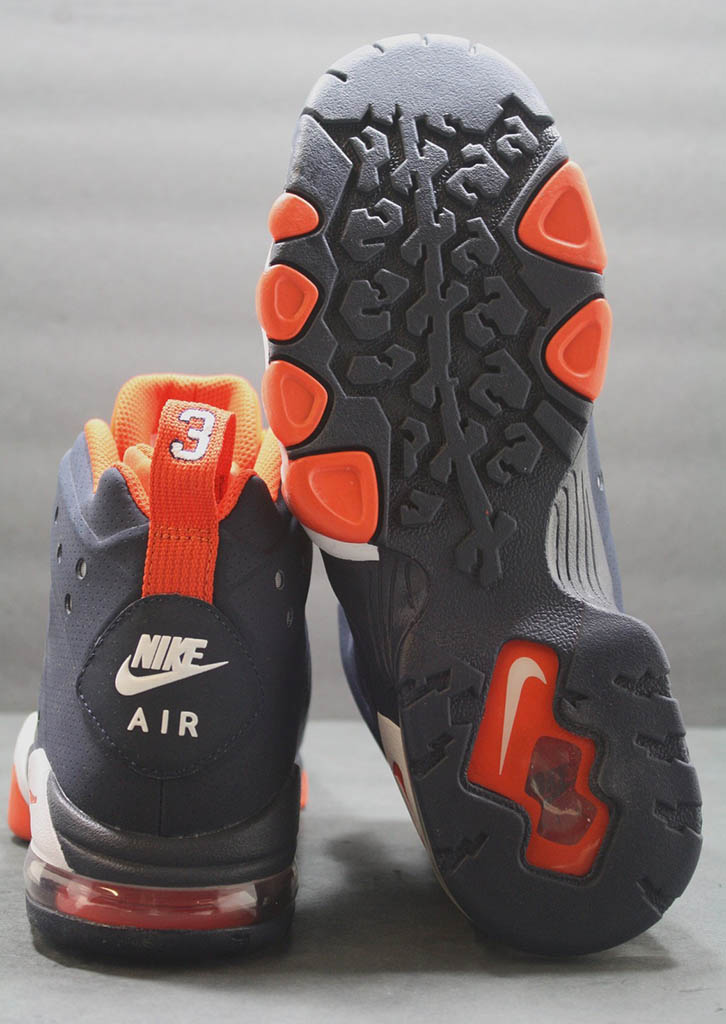 21a5c2af1dc Nike Air Max Barkley HOH Auburn Obsidian Team Orange White 513796-481 (5)