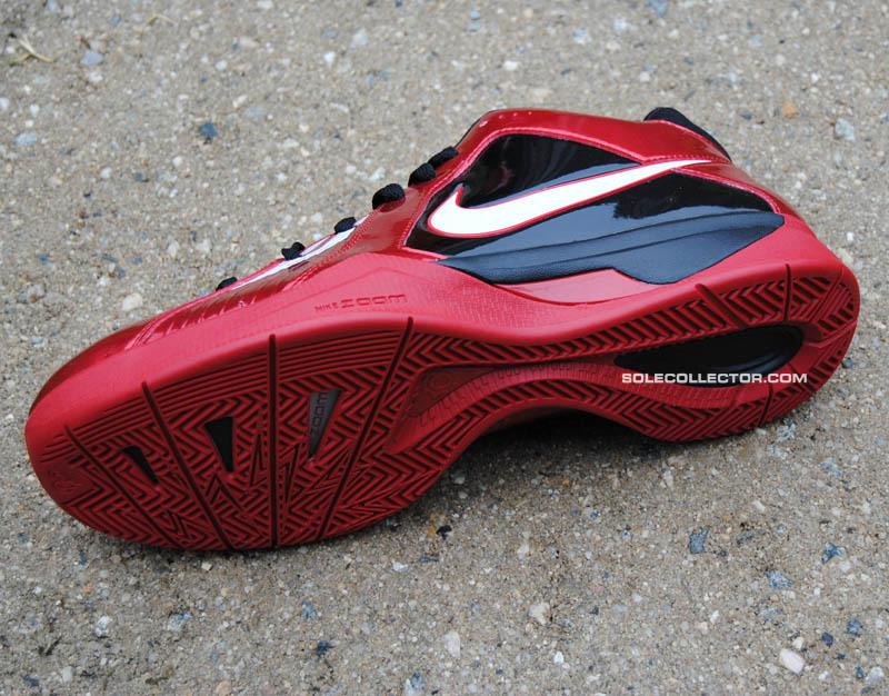 c65df501de28 Nike Zoom KD III 3 Mike Miller Varsity Red White Black 417279-601 D