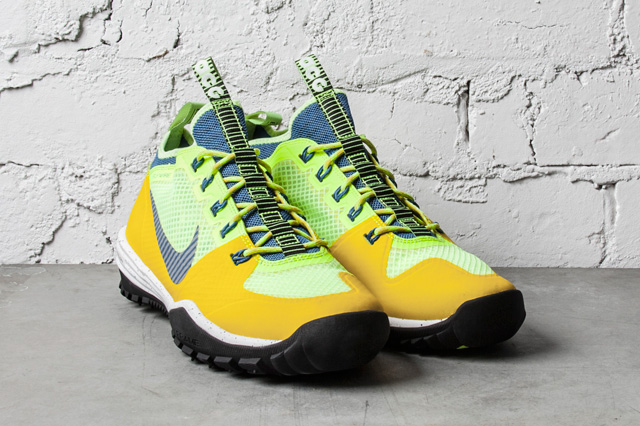 new arrival f0ad4 6708b Take a look at this anything but incognito Bright Citron colorway of the Lunar  Incognito compliments of Sneaker Freaker, and let us know if this upcoming  ...