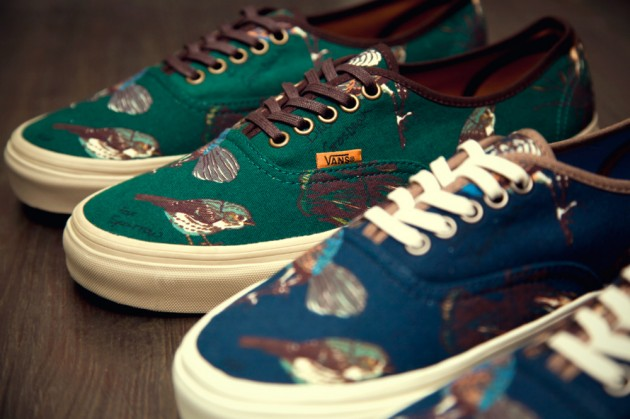2f5cdcb0c7 ... Authentic Birds pack to be flying in to Vans California retailers soon.  Via Hypebeast