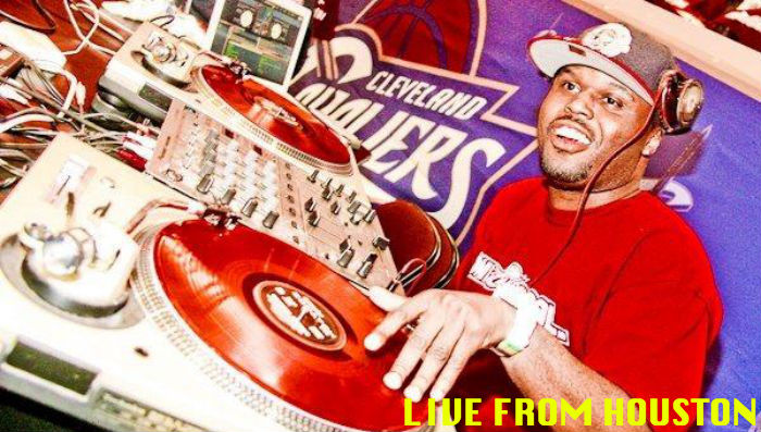 Live From Houston // The DJ Steph Floss All-Star Experience