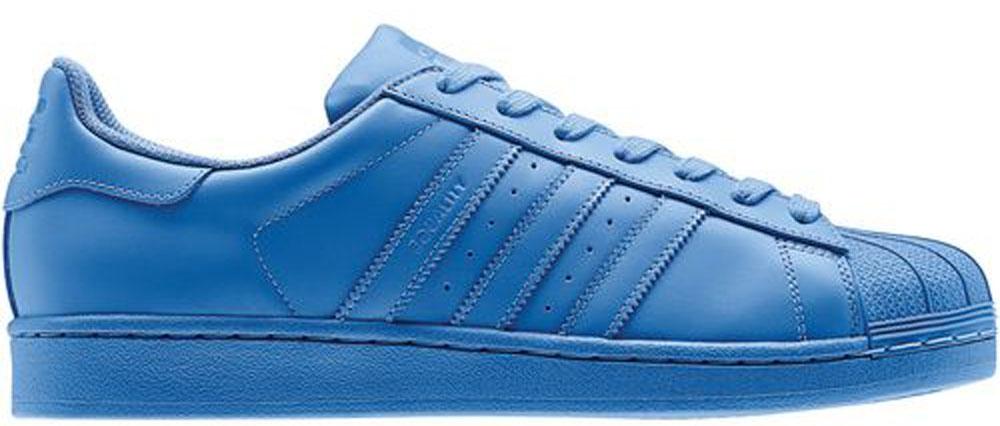 Adidas Superstar All Blue