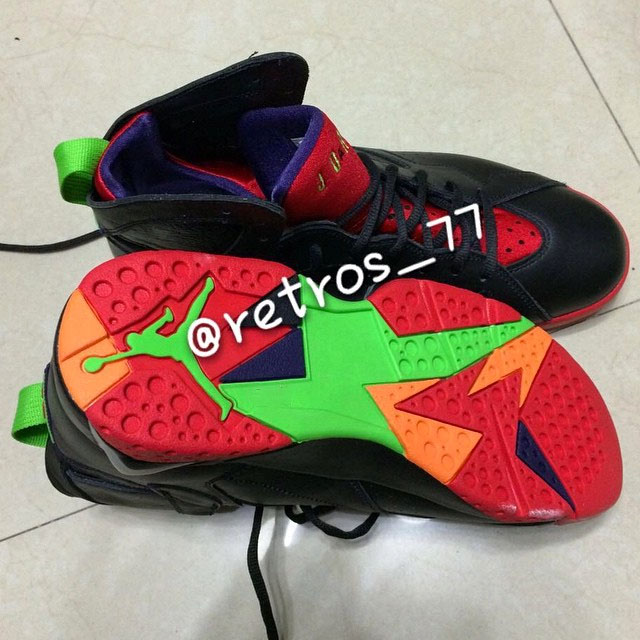 Air Jordan VII 7 Marvin the Martian (3)