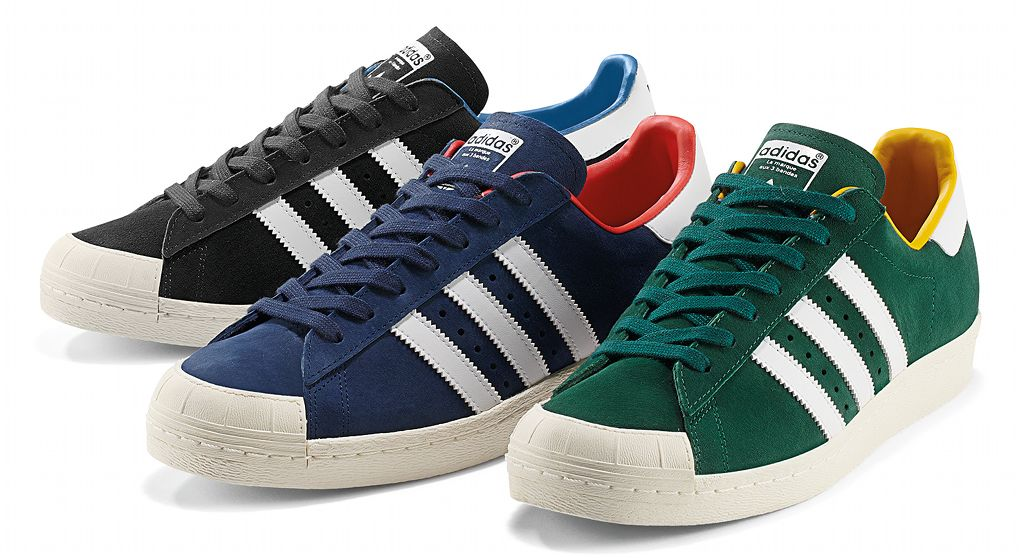 adidas Originals Halfshell Fall Winter 2013 (1)