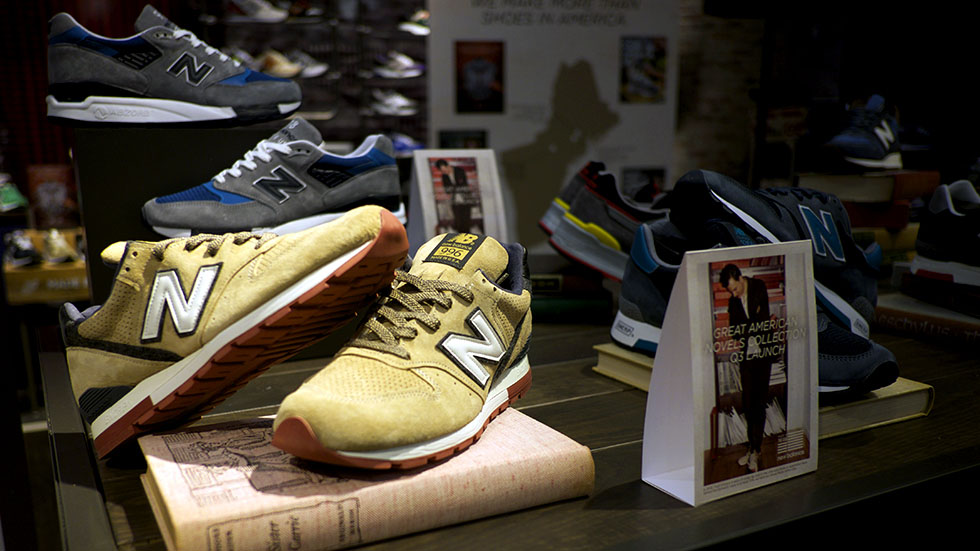 New Balance Reveals Great American Novels Collection at Archives Event (5)