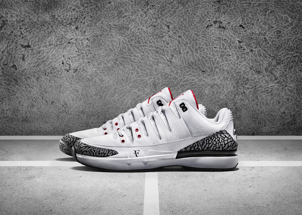 huge discount 07a38 d28bc Nike Officially Unveils The NikeCourt Zoom Vapor 'Air Jordan ...