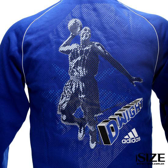 Dwight Howard x adidas Basketball 2012 Apparel 5