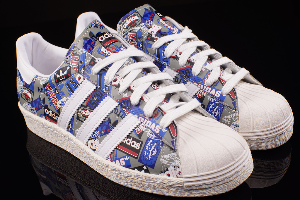 low priced 11c93 bcaf2 Nigo Uses All-Over Prints for New adidas Superstar | Sole ...