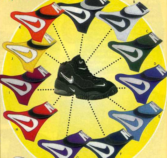 The Top 10 Strapped Sneakers of All-Time: Nike Air Adjust Force