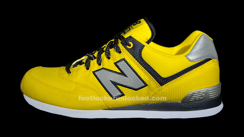 New Balance 574 - Windbreaker Collection Yellow (1)