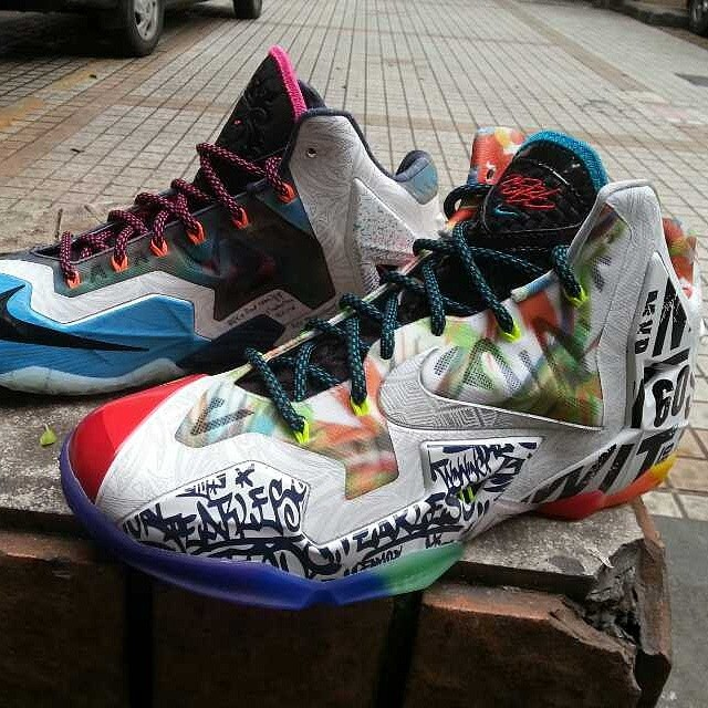 79f8dcfe6508 Foot Locker Canada Carrying  What the LeBron  11 This Weekend