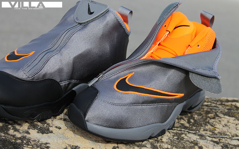 Nike Air Zoom Flight The Glove Oregon State Sole