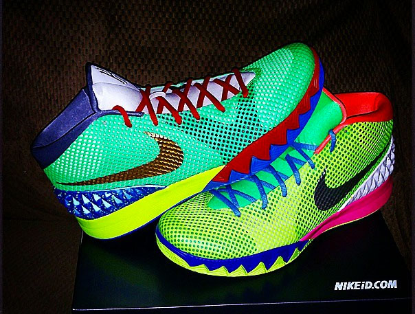 The 25 Best 'What The' Customs On NIKEiD | Sole Collector