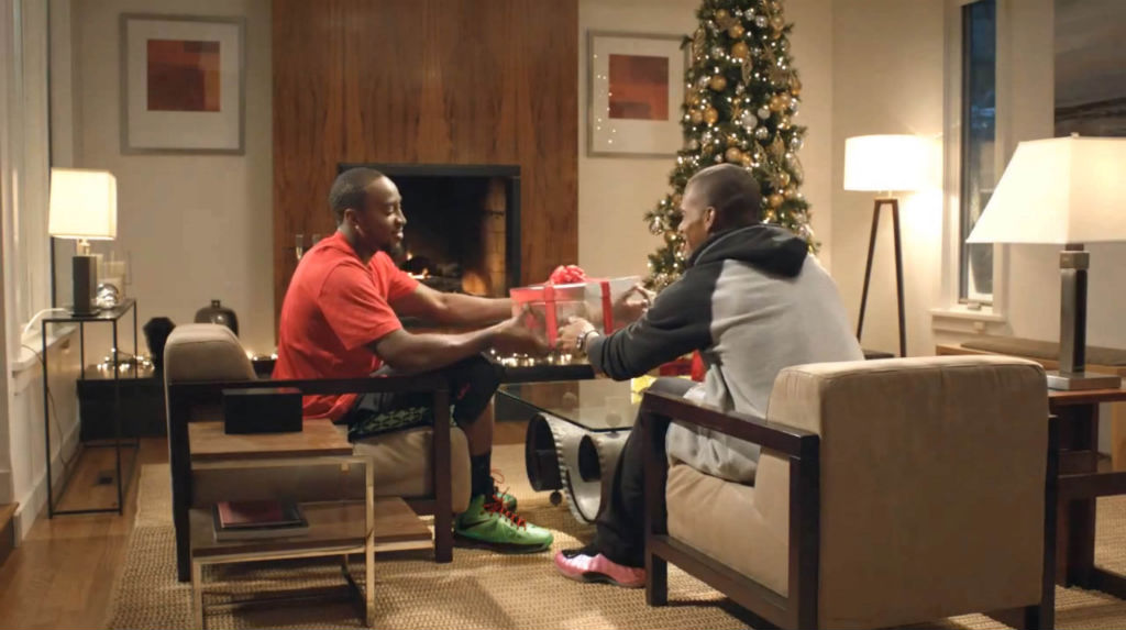 "Foot Locker x Nike - ""Fishing Hat"" featuring Victor Cruz and Hakeem Nicks (1)"