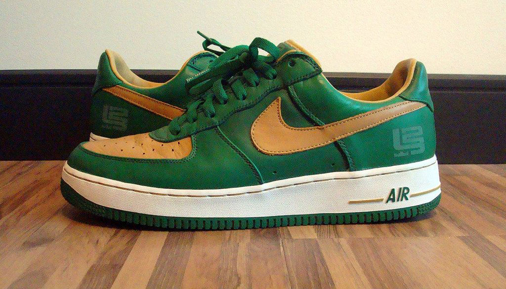 Spotlight // Pickups of the Week 6.2.13 - Nike Air Force 1 SVSM by BBoyKai91