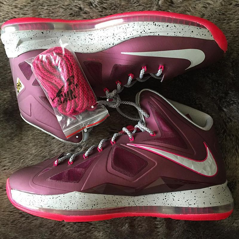 8afd7d4cb2484 Diamond in the Rough  Expensive Nike LeBrons End Up at Nordstrom ...