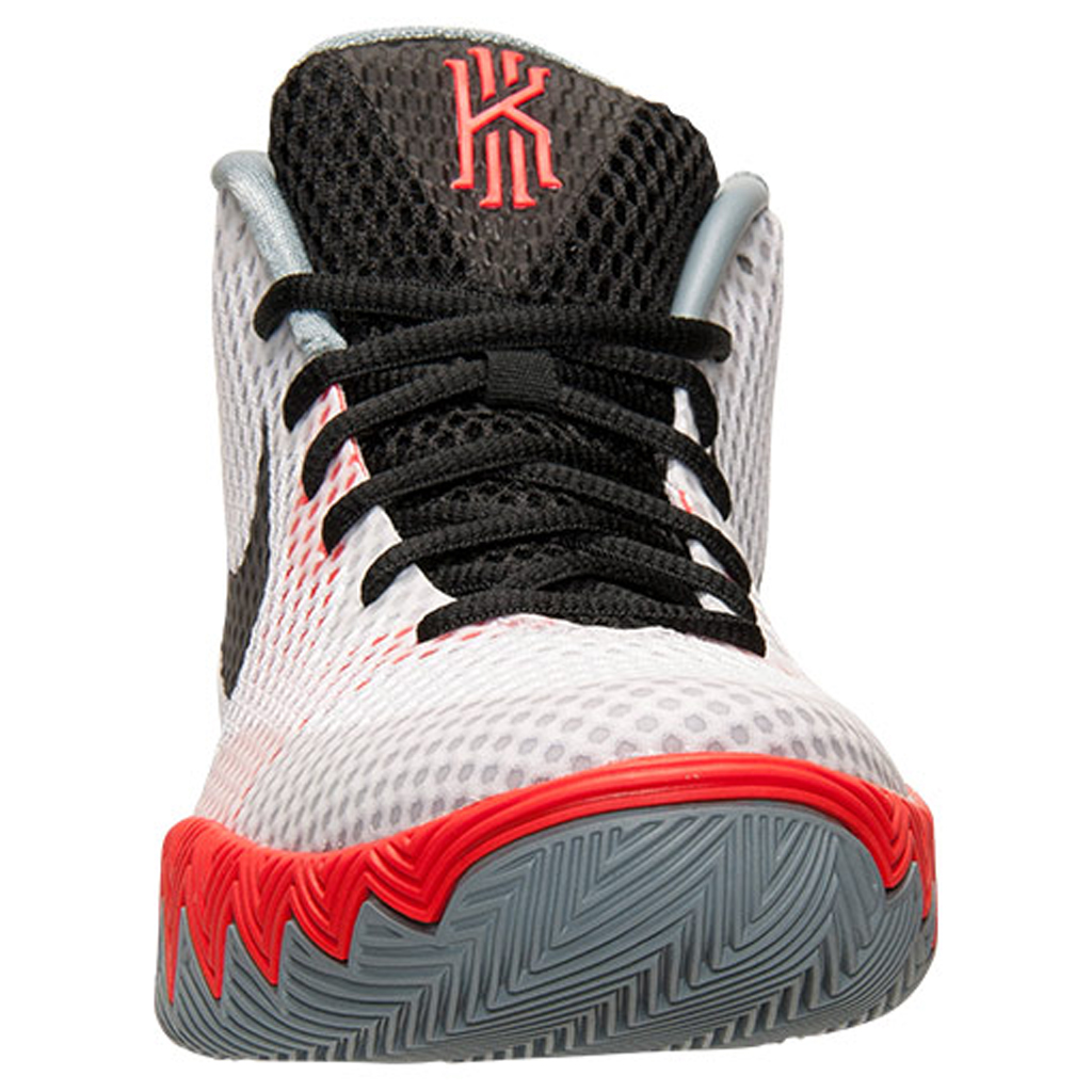 736916e4ef6 Nike Basketball Dresses the Kyrie 1 in Infrared