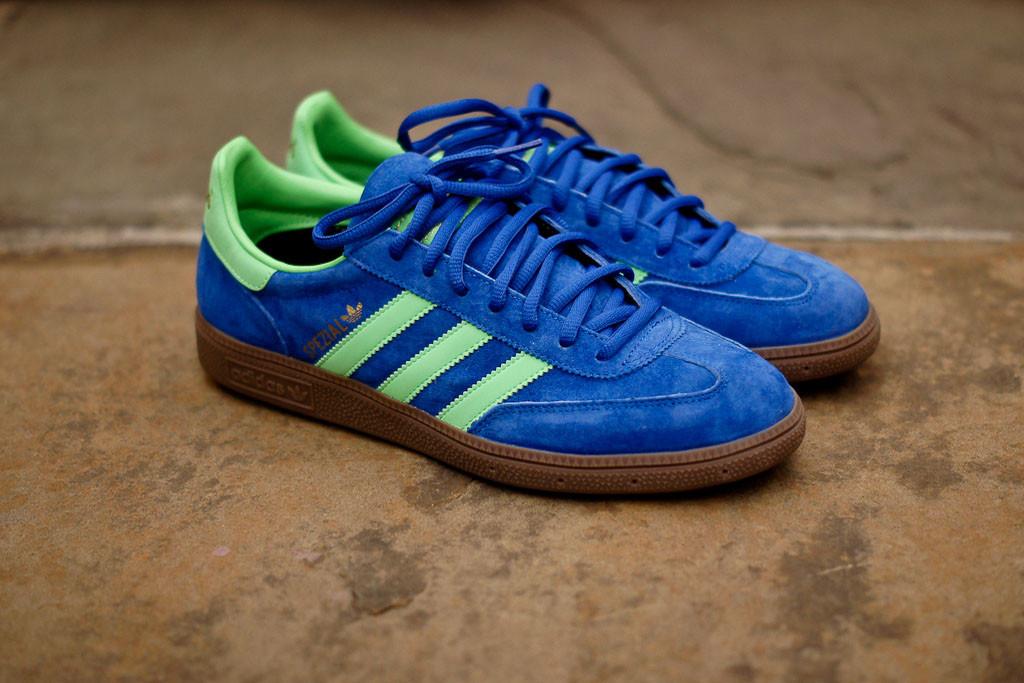 adidas Spezial 'True BlueGreen Zest' | Sole Collector
