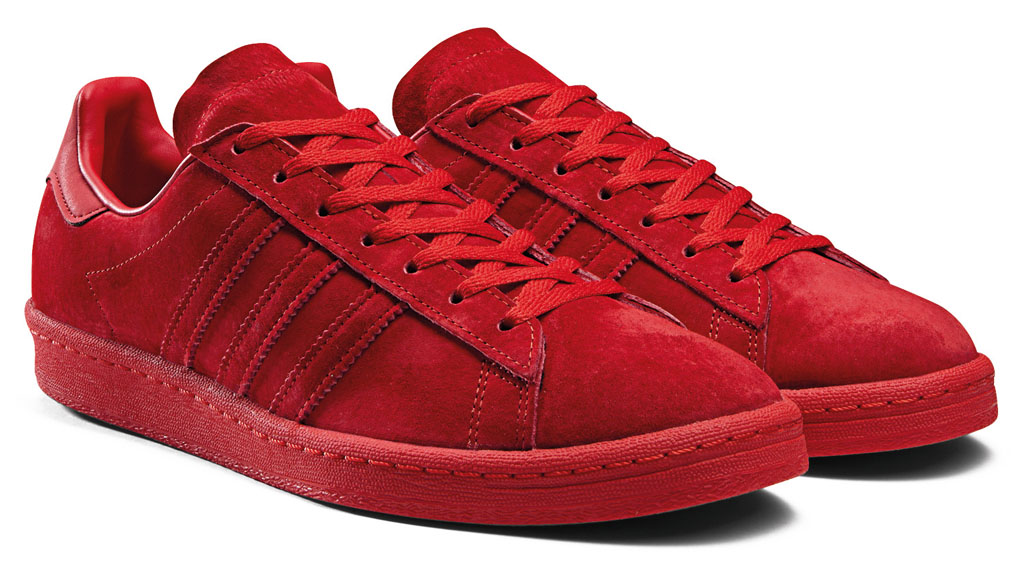 adidas Originals Campus 80s Chicago Bulls Red