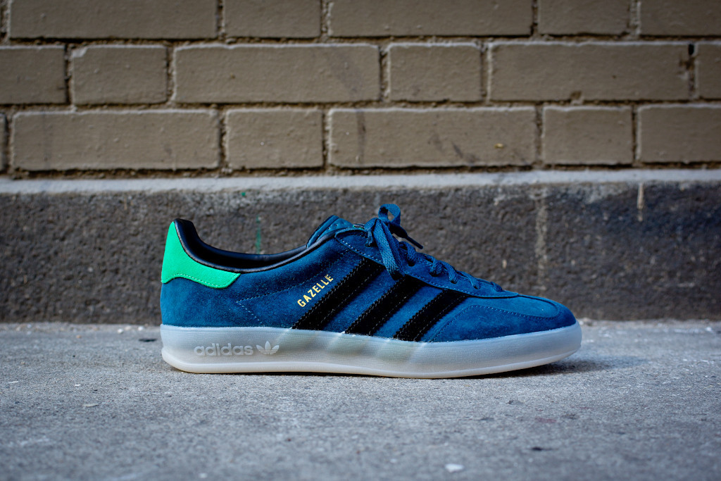 adidas Gazelle Indoor - Deep Petrol