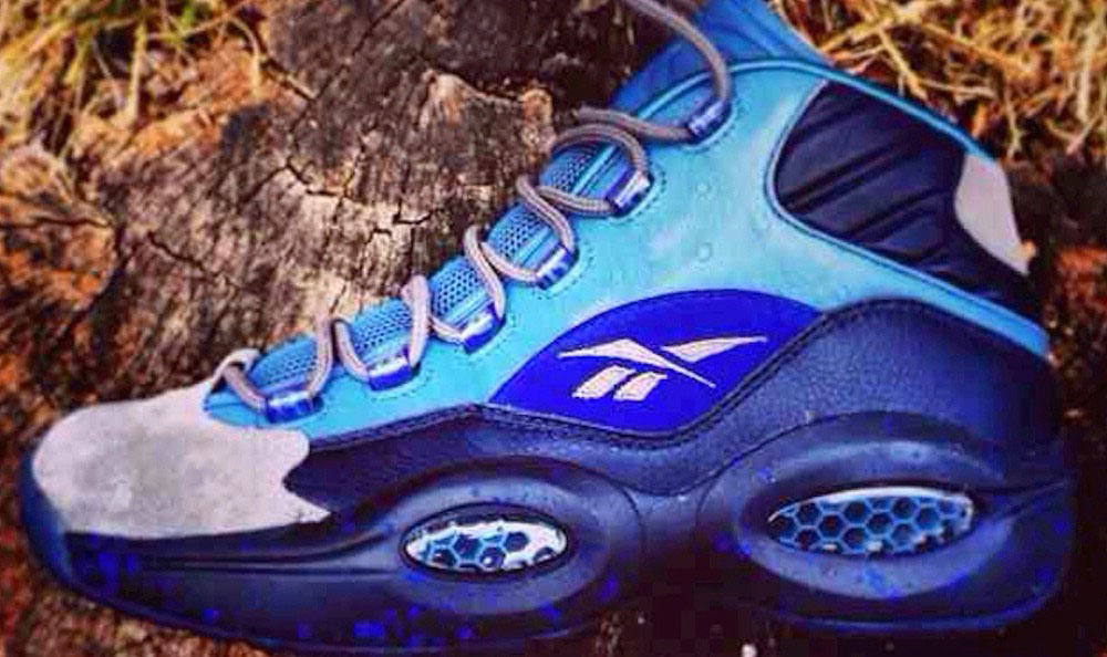 Stash x Reebok Question Blue