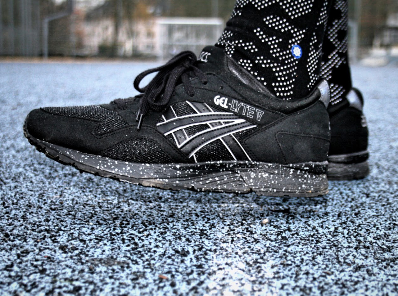 Speckled Soles for the Asics Gel Lyte V