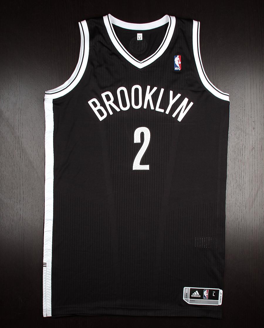 Jersey Spotlight // Kevin Garnett Brooklyn Nets Adidas