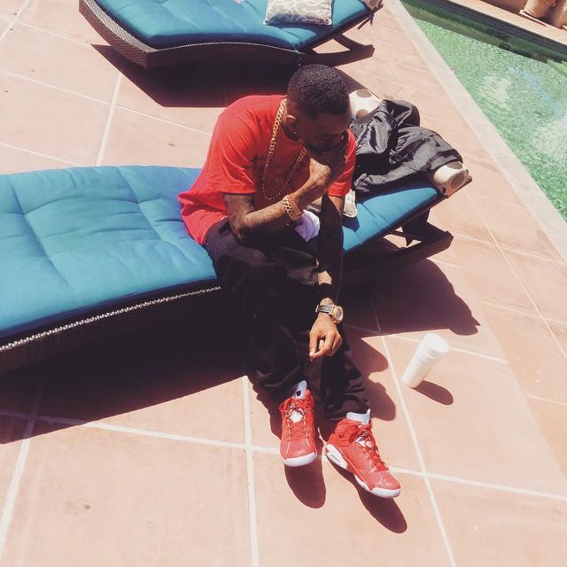 Sole collector celebrity sneaker watch october