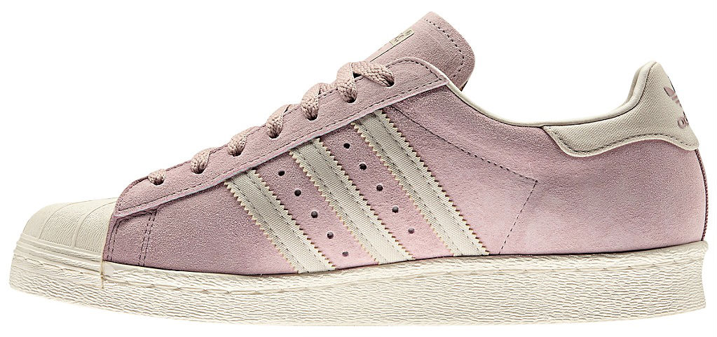 adidas Originals Superstar 80s Dusty Rose Legacy White Q20315 (2)