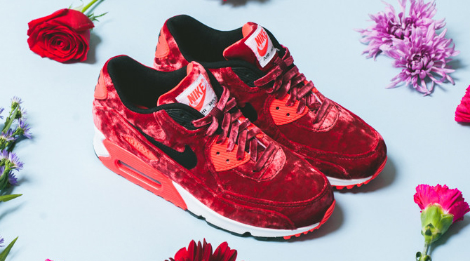 Release Date: Nike Air Max 90 'Red Velvet' | Sole Collector