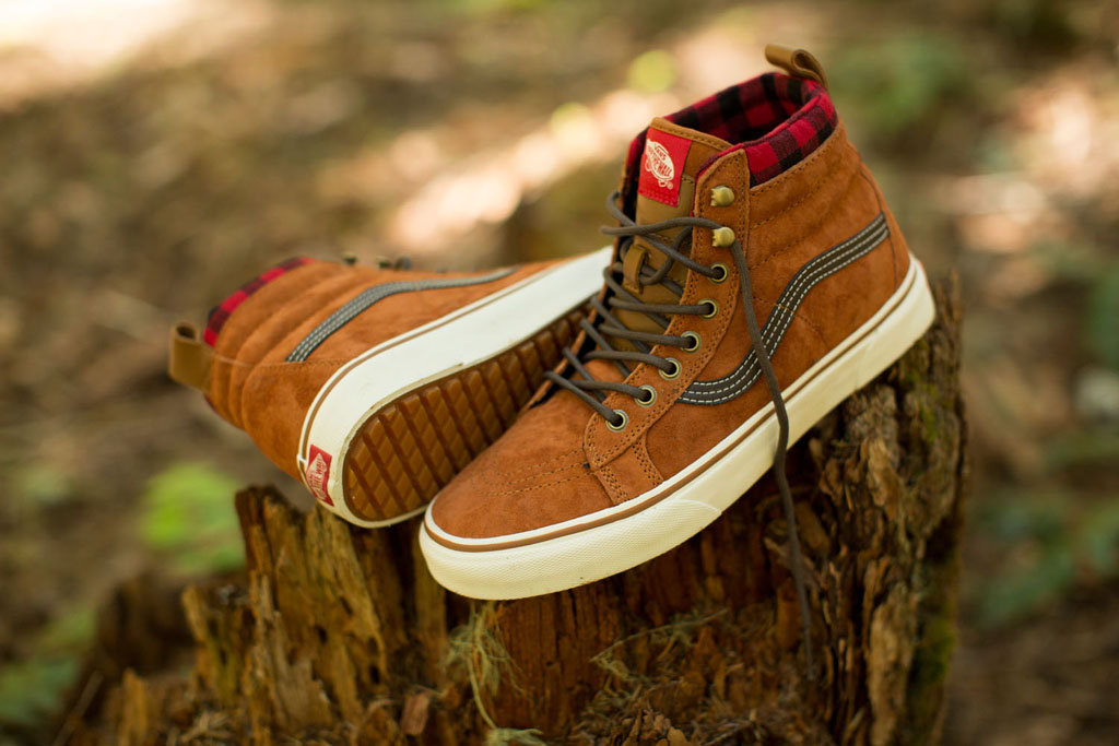 031450bbd1 Weather the Storm in Vans  Mountain Edition Collection This Fall ...