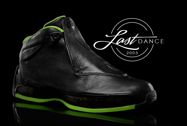 Jordan Brand XX8 Days Of Flight - Air Jordan XVIII 18 (1)