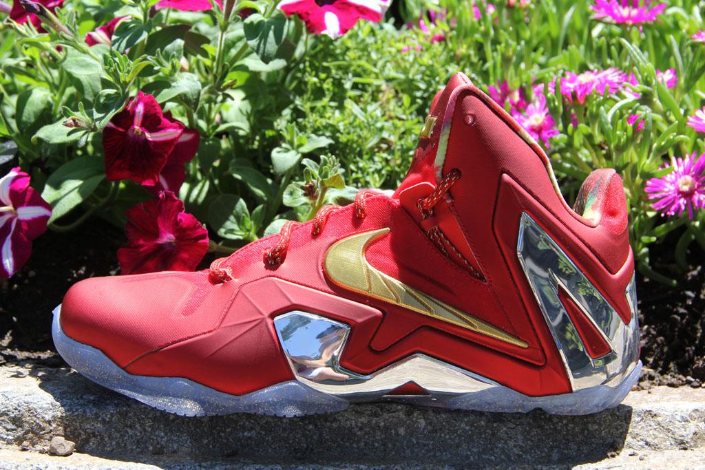 91fb2f20c5f Nike LeBron XI 11 Elite Red Championship Pack (5)