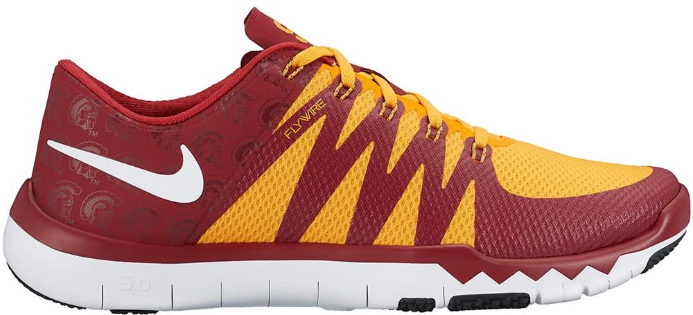 Nike Free Trainer 5.0 V6 Amp Team Crimson/White-University Gold