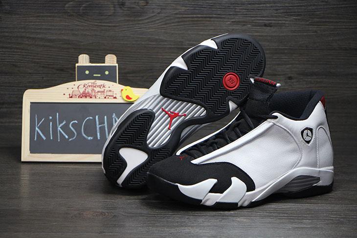 sale retailer f97cb 9eb16 Air Jordan XIV 14 Black Toe 414571-102 (4)