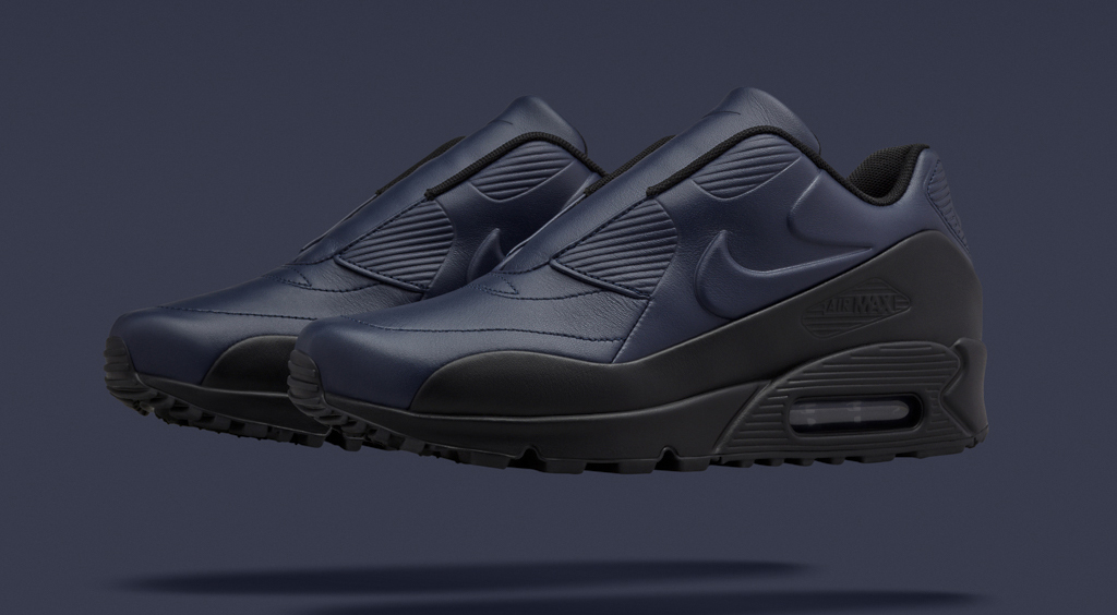 best sneakers 1c500 9fb43 Release Date Sacai x Nike Air Max 90  Sole Collector